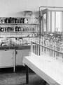 Labor im Elektrochemischen Kombinat Bitterfeld ca. 1953 - Geschichte Deutschland DDR Memoiren Junge vom Knack