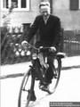 Fritz Eichmann ca. 1955 - Geschichte Deutschland DDR Memoiren Junge vom Knack