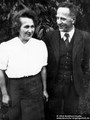 Elsbeth und Fritz Eichmann 1949 - Geschichte Deutschland DDR Memoiren Junge vom Knack