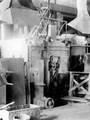 Gießerei I im Halbzeugwerk Auerhammer - Geschichte Deutschland DDR Memoiren Junge vom Knack