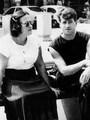 Renate und Neidthard Kupfer 1987 in Prag - Geschichte Deutschland DDR Memoiren Junge vom Knack