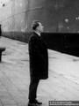 Rudi Kupfer im Hafen von Antwerpen 1964 - Geschichte Deutschland DDR Memoiren Junge vom Knack