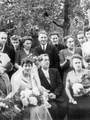 Hochzeit Renate und Rudi Kupfer 01.10.1955 - Geschichte Deutschland DDR Memoiren Junge vom Knack