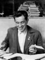 Rudi Kupfer als Gießereileiter im Halbzeugwerk Auerhammer 1955 - Geschichte Deutschland DDR Memoiren Junge vom Knack
