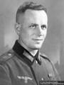 Fritz Eichmann als Soldat 1942 - Geschichte Deutschland DDR Memoiren Junge vom Knack