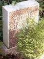 Grab von Elsbeth und Fritz Eichmann auf dem Friedhof St. Nicolai Aue - Geschichte Deutschland DDR Memoiren Junge vom Knack