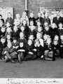 Renate Eichmann Klassenfoto November 1941 - Geschichte Deutschland DDR Memoiren Junge vom Knack