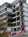 Abriss des Verwaltungsgebäudes des HWA 2007 - Geschichte Deutschland DDR Memoiren Junge vom Knack
