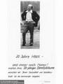 20 Jahre HWA Rudi Kupfer 1975 - Geschichte Deutschland DDR Memoiren Junge vom Knack
