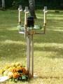 Urnenbeisetzung Rudi Kupfer Friedhof Muldenstein 2011 - Geschichte Deutschland DDR Memoiren Junge vom Knack