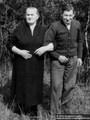 Martha und Wilhelm Kupfer ca. 1954 - Geschichte Deutschland DDR Memoiren Junge vom Knack